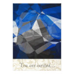 Abstract Polygons 252 Personalized Invitations