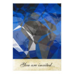 Abstract Polygons 256 Invitations