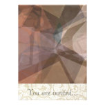 Abstract Polygons 66 Invitations