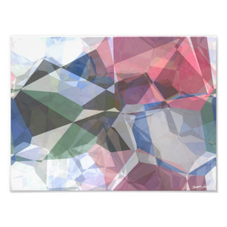 Abstract Polygons 90 Photograph