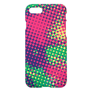 Abstract Pop Art Halftone Dots iPhone 8/7 Case