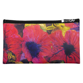 Abstract Poppy Flowers Bag