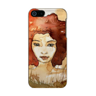 Abstract portrait 3 incipio feather® shine iPhone 5 case