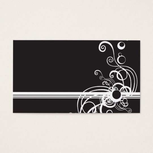 Abstract Profile Card
