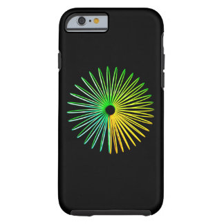 Abstract Psychedelic Optical Illusion Phone Case