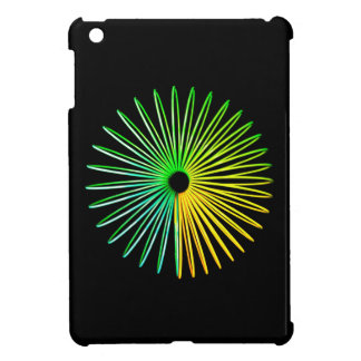 Abstract Psychedelic Optical Illusion Tablet Case Cover For The iPad Mini