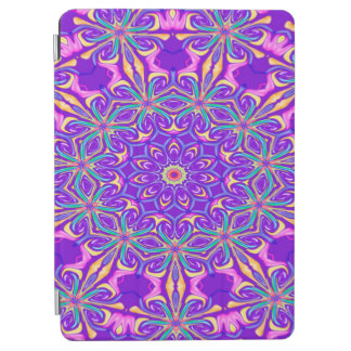 Abstract Purple Background iPad Air Cover