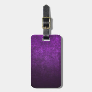 Abstract Purple Background Or Paper With Bright Bag Tag