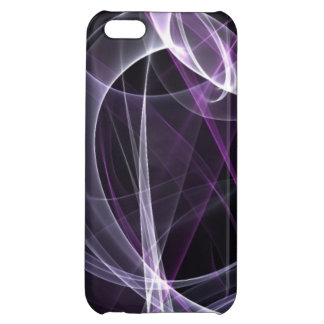 Abstract Purple Lights speck case iPhone 5C Cases