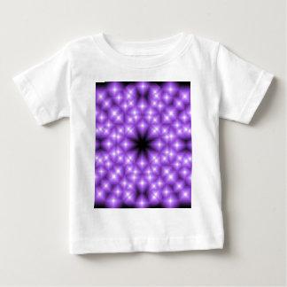 Abstract Purple Star field Shirts
