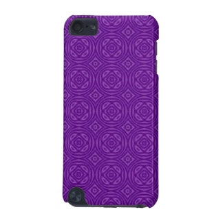 Abstract Purple Wood Pattern iPod Touch 5G Case