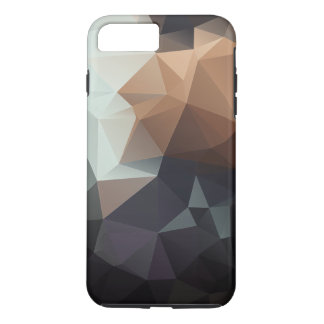 Abstract Pyramid Pattern iPhone 7 Plus Case