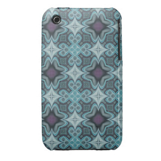 Abstract Quilt iPhone 3 Case-Mate Cases