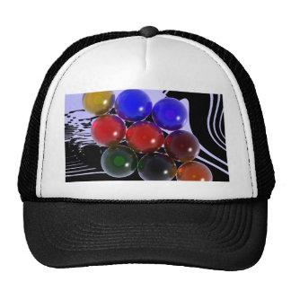 Abstract Rack Billiards 101 Cap
