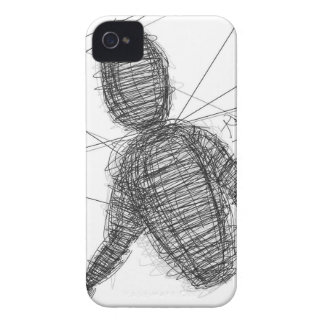 Abstract Rage Case-Mate iPhone 4 Case