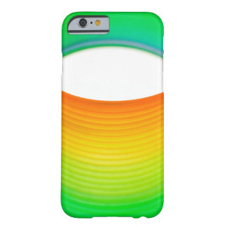 Abstract Rainbow Eye Macro Toy Phone Case