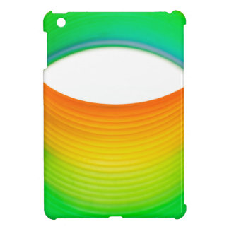 Abstract Rainbow Eye Macro Toy Tablet Case iPad Mini Covers