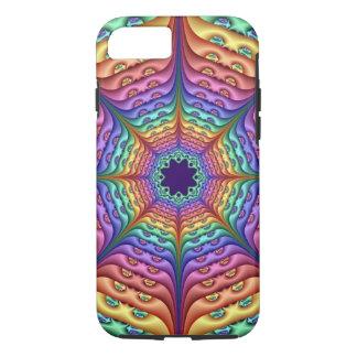 Abstract Rainbow Kaleidoscope iPhone 8/7 Case