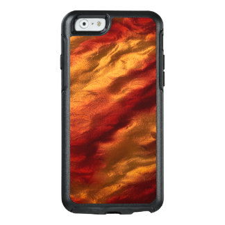 Abstract Red And Orange Texture OtterBox iPhone 6/6s Case