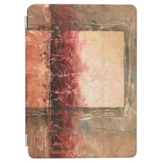 Abstract Red Landscape iPad Air Cover