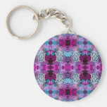 Abstract Redemption Keychains