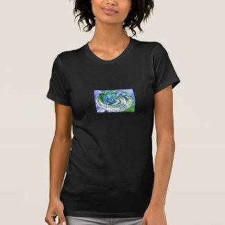 Abstract Reflections Digital Art #3 T shirt