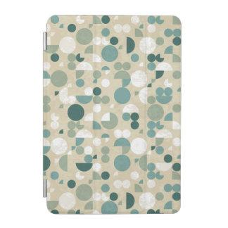 Abstract retro pattern iPad mini cover
