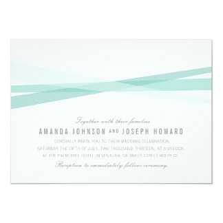 Shop Zazzle's selection of mint wedding invitations for your special day!
