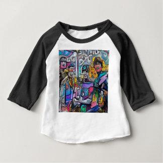 Abstract rock band baby T-Shirt