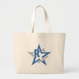 Abstract rockstar bag