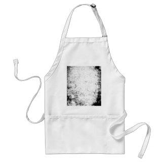 abstract ruff standard apron