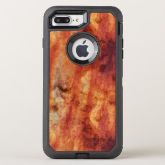 Abstract Rusty Reds and Oranges OtterBox Defender iPhone 7 Plus Case