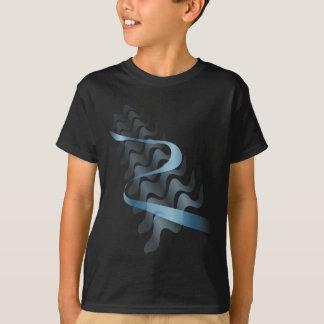 Abstract satin. T-Shirt