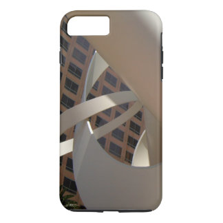 Abstract Sculpture - Los Angeles Downtown iPhone 7 Plus Case