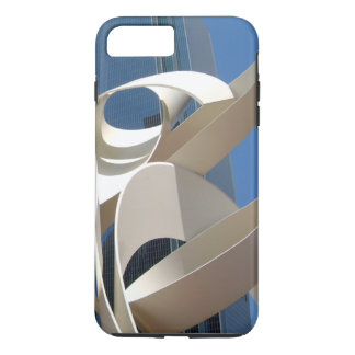 Abstract Sculpture Los Angeles iPhone 7 Plus Case