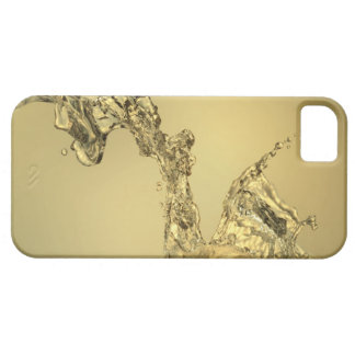 Abstract Shape Formed by Splashing Water iPhone 5 Covers