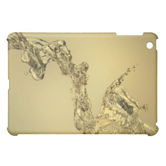Abstract Shape Formed by Splashing Water iPad Mini Cover