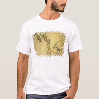 Abstract Shape Formed by Splashing Water T-Shirt