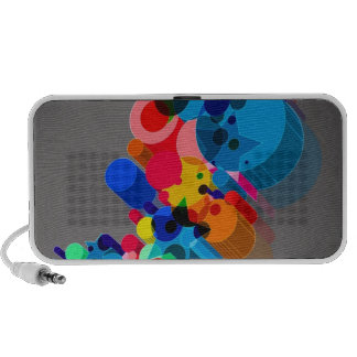 Abstract Shapes Speaker