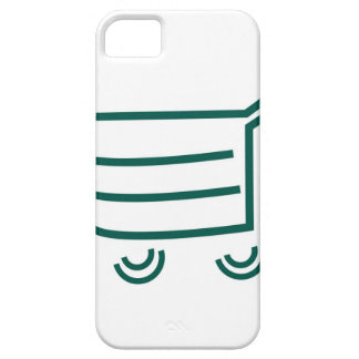 abstract shopping cart iPhone 5 cases