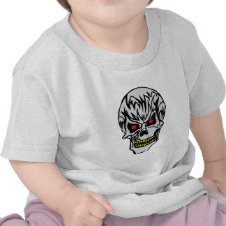 Abstract Skull T Shirts