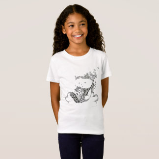 Abstract: sleeping beauty T-Shirt