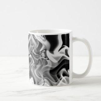 Abstract Smoke Art Coffee Mug