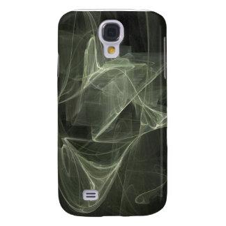 Abstract Smoke Design Samsung Galaxy S4 Cover