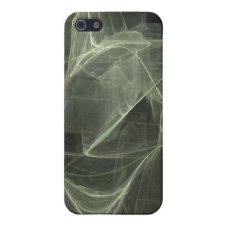 Abstract Smoke Design iPhone 5 Case