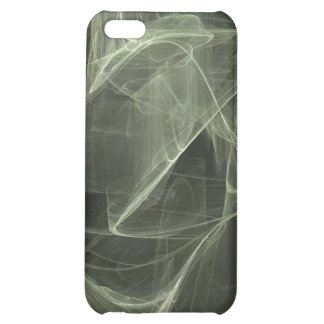 Abstract Smoke Design Case For iPhone 5C