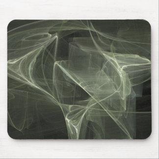 Abstract Smoke Design Mouse Pad