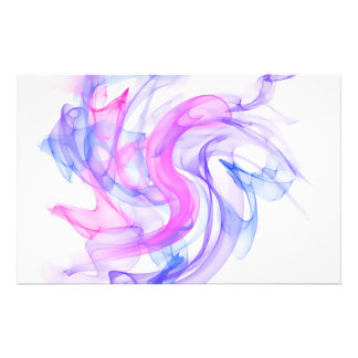 Abstract  Smoke on the Water Customised Stationery