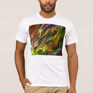 Abstract Smoke T-Shirt