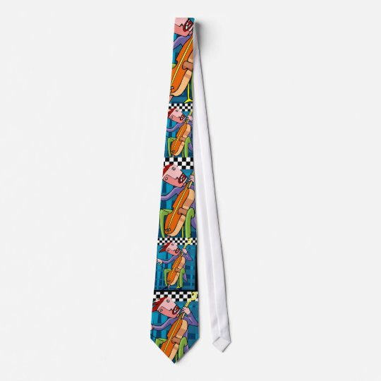 """""""ABSTRACT SOUNDS"""" TIE"""